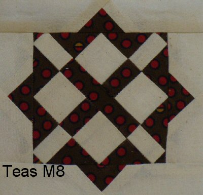 M-8 - Enchanted Square - 35 pieces